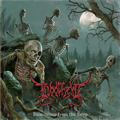 Bloodfiend – Damnation From The Deep