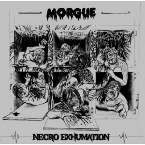 Morgue – Necro Exhumation