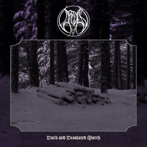 Vardan ‎– Dark And Desolated March
