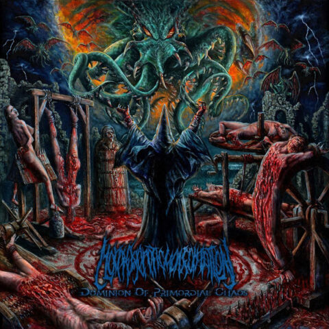 Morphogenetic Malformation – Dominion Of Primordial Chaos
