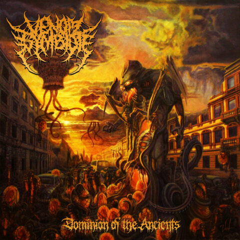 Venom Symbiote – Dominion Of The Ancients