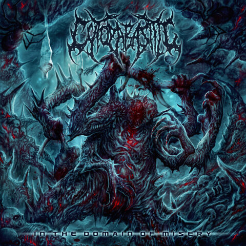 Cytoparasitic – In The Domain Of Misery