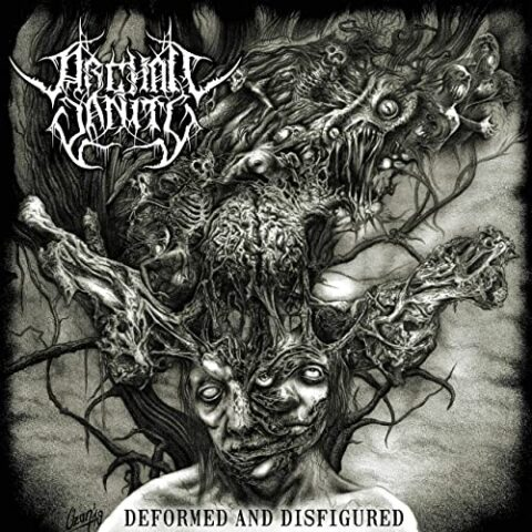 Archaic Vanity – Deformed And Disfigured